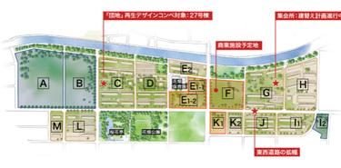 東京都足立区のUR賃貸 新築物件「花畑団地」81号棟の募集について イメージ02